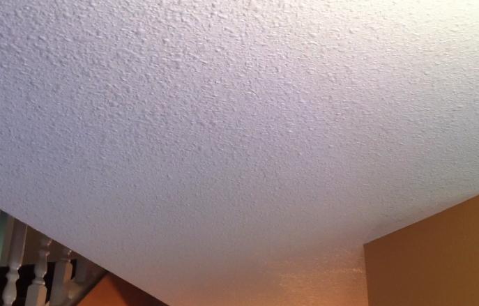 after pic drywall repair